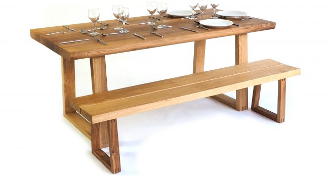 Bridwell dining table